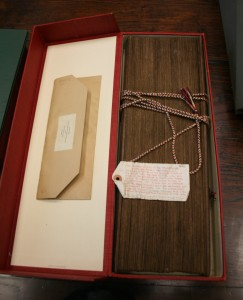 Copy of the Yogaratnakaraya made in 1710, Osler Library