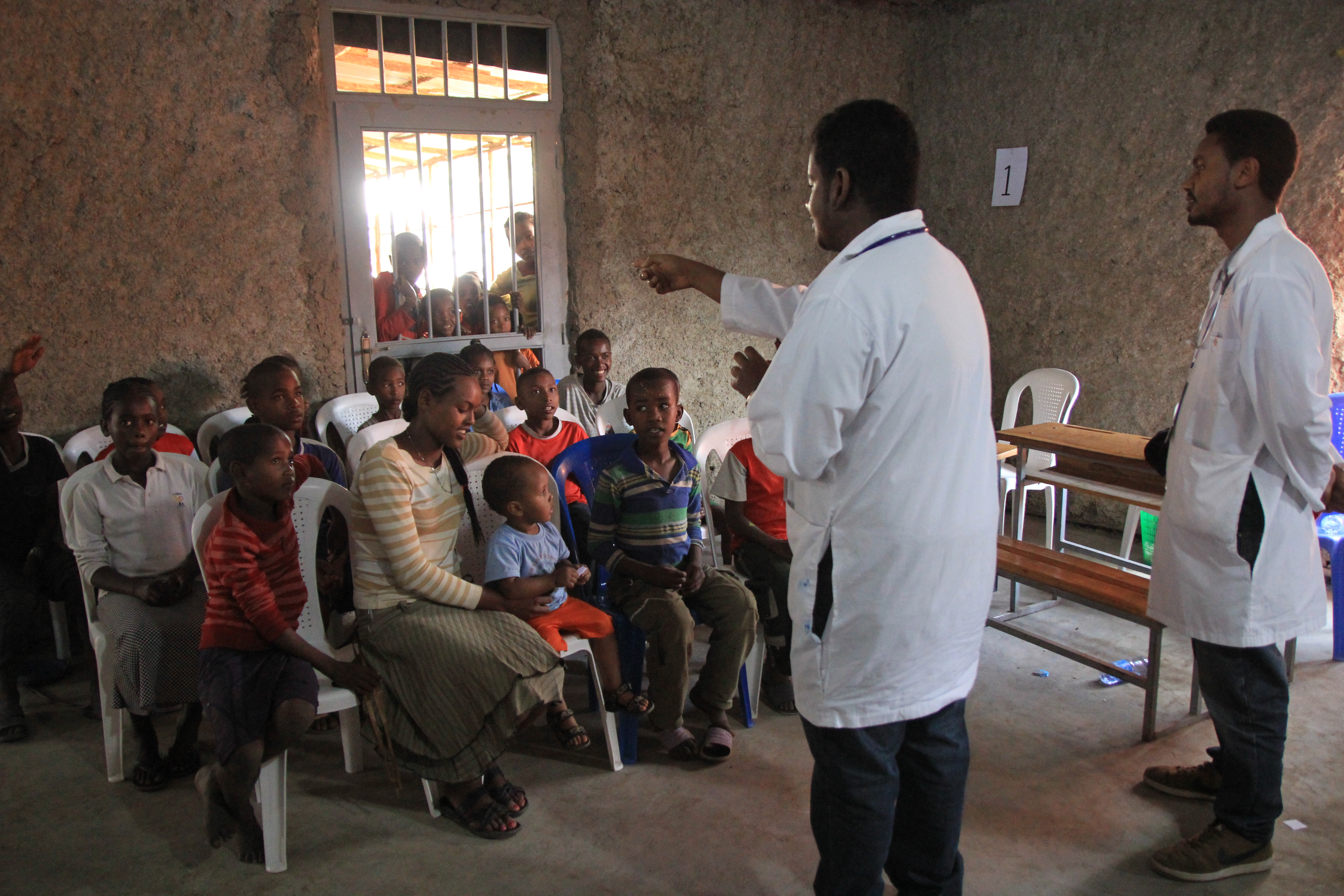 Photo Essay: Working at the Myungsung Christian Medical