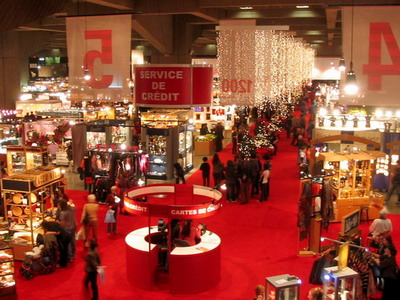 Poinsettias and panettone chasing the holiday spirit gradlife - Salon des metier d art quebec ...