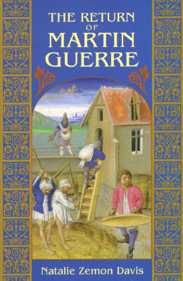 the return of martin guerre script