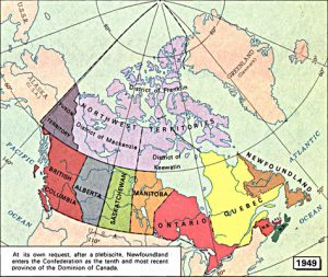 Map Of Canada Government Of Canada.Creation Of Nunavut 1999 Moments That Matter Canadian History