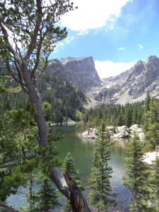 Dream Lake in RMNP (Photo by Laura MacLean)