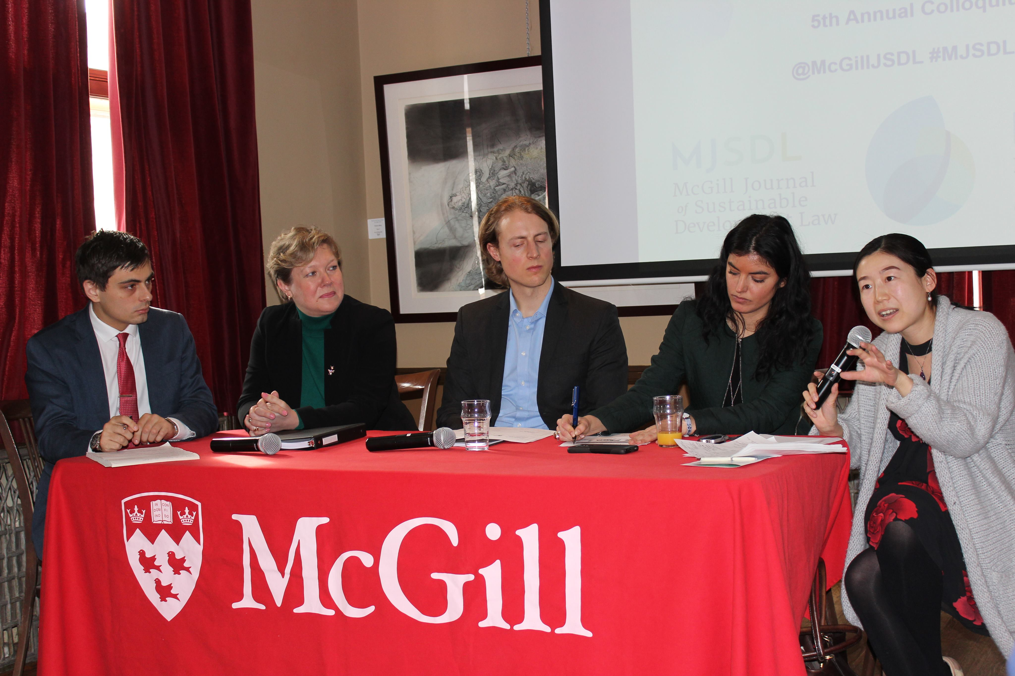 The Mjsdls 5th Annual Colloquium Trade Agreements And Sustainable