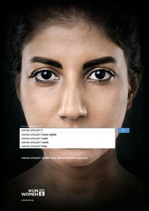 UN Women Ad - Women Should Not