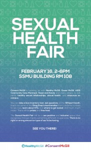 2017 Sexual Health Fair
